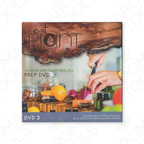 """""""Cooking with Essential Oils: Prep"""" DVD"""