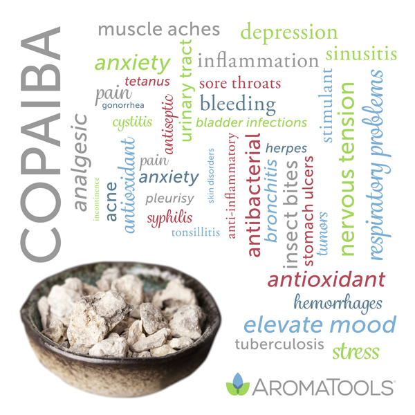 Essential Oil Spotlight: Copaiba