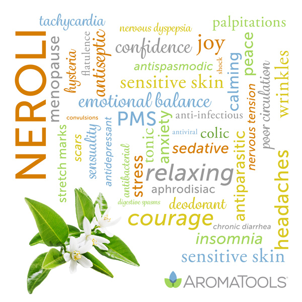 Essential Oil Spotlight: Neroli