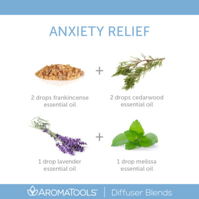Anxiety Relief Diffuser Blend