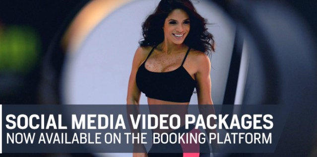 Social Media Video Package