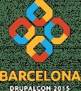 DrupalCon 2015 Barcelona - Logo