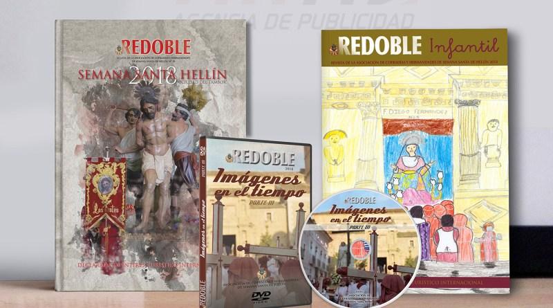 Arthe, los diseños y carteles de Semana Santa de Hellín 2018