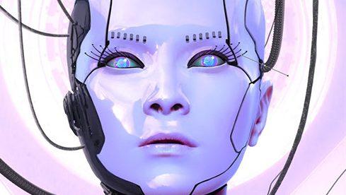 Cyborg Tutorial For Advanced Photoshop Magazine