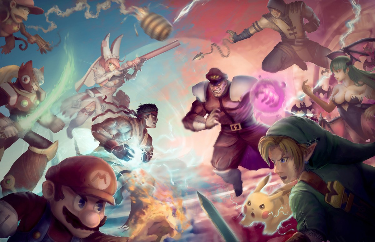 Fighting Game Fan Art has joined the ring!