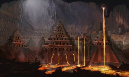 Five Room Dungeon Digital Artlords
