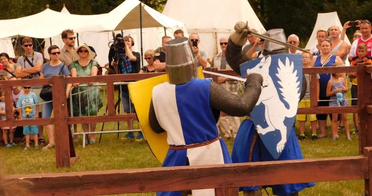 Turniej rycerski w Siewierzu 2017
