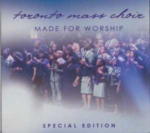 TMC - Made for Worship cover