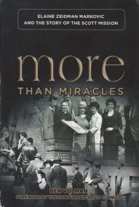More Than Miracles cover