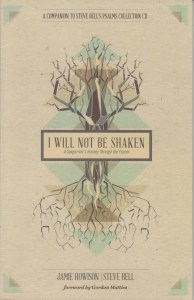 I WIll Not Be Shaken - book