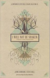 I WIll Not Be Shaken - book
