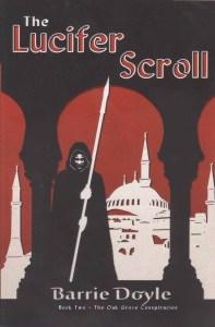 Lucifer Scroll - cover