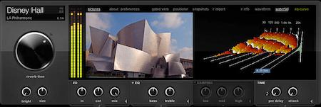 Altiverb, plugin Convolution Reverb berbayar dari Audio Ease