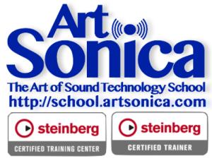 Sekolah ArtSonica Resmi sebagai Steinberg Certified Training Center Pertama di Indonesia