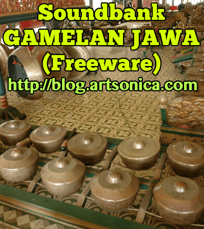 Soundbank Gamelan Jawa (Freeware)