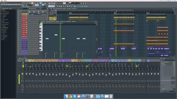 FL Studio versi 12 yang native di Mac OSX sedang dalam pembuatan !