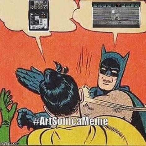 #ArtSonicaMeme