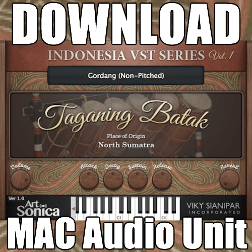 Taganing Batak (Mac Audio Unit)