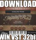Taganing Batak (Windows VST 32bit)