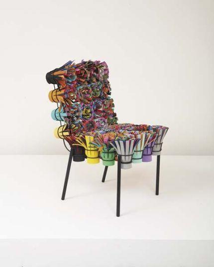 Sushi III Chair, 2002