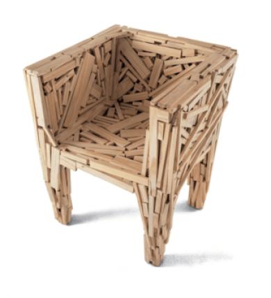 Design, Favela Chair, Campana