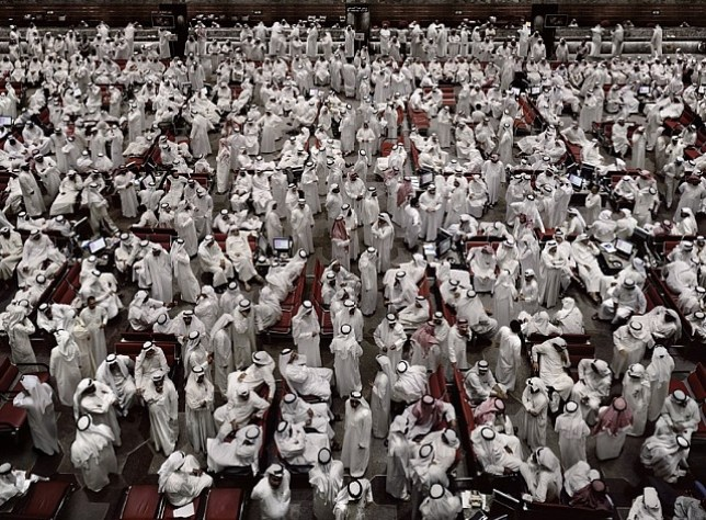 Andreas Gursky, Kuwait Stock Exchange