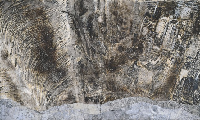 Anselm Kiefer, Barren Landscape