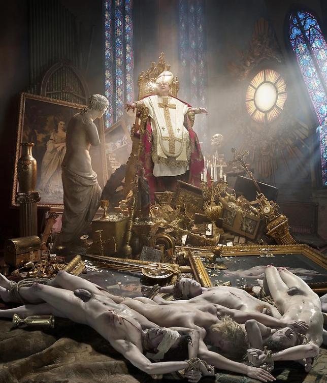 David LaChapelle - Thy Kingdom
