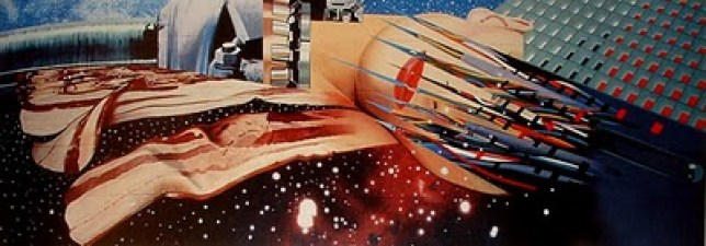 James Rosenquist, Star Thief