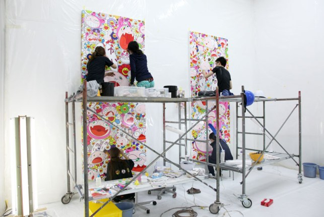 Takashi Murakami Artsper