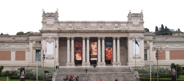Roma_Galleria_Nazionale_d'Arte_Moderna_-_Il_mito_dell'Italia