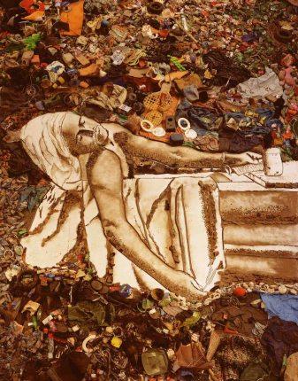 Vik Muniz Artistes du recyclé
