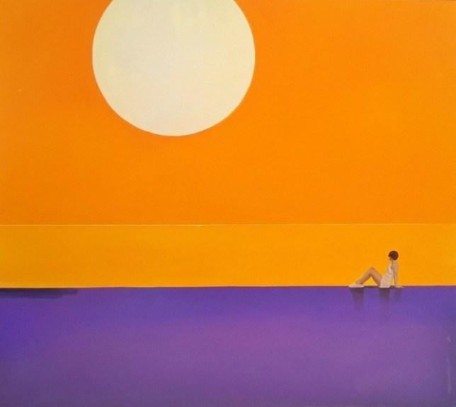 Peinture figurative, Marek Okrassa