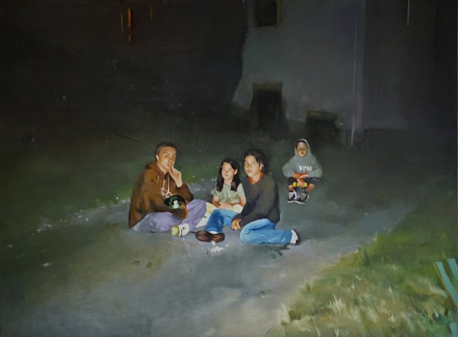 Peinture figurative, Philippe Bluzot