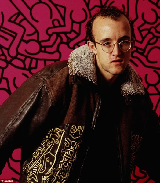 Mode Keith Haring