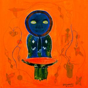 FRANCK LUNDANGI - untitled