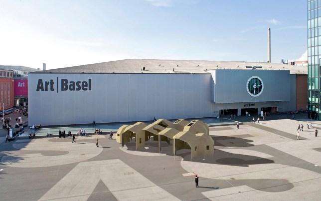 Art Fairs Basel