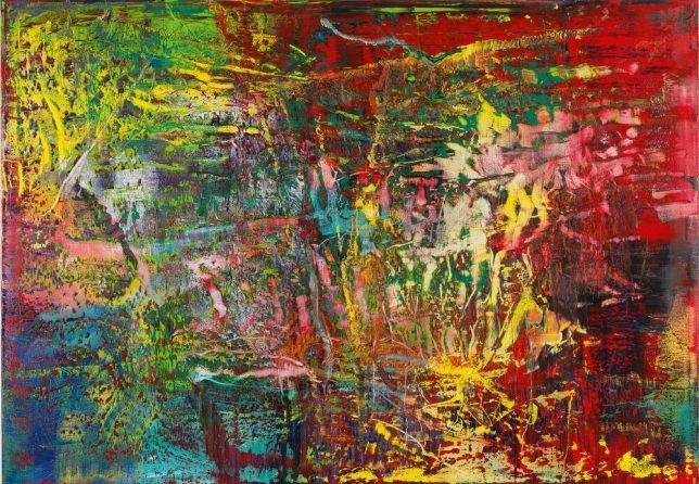 10 artistes abstraits a connaitre