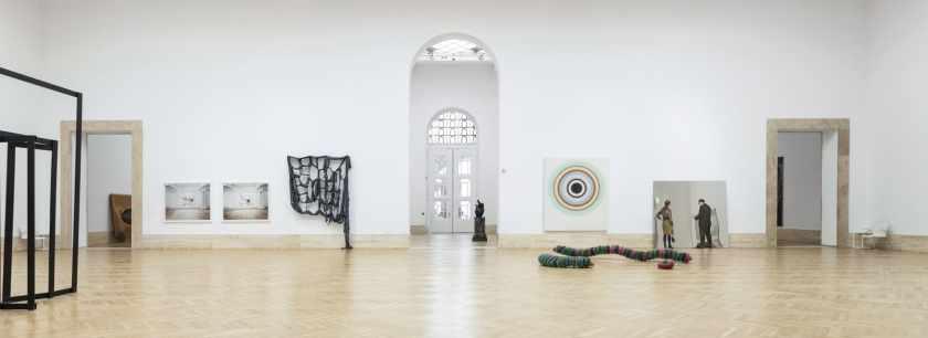 La Galleria Nazionale di Arte Moderna e Contemporanea