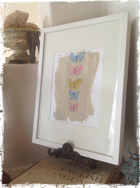 Butterfly Wallhanging 8