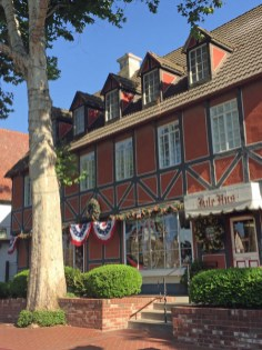 The cute Danish town of Solvang - a fav growing up