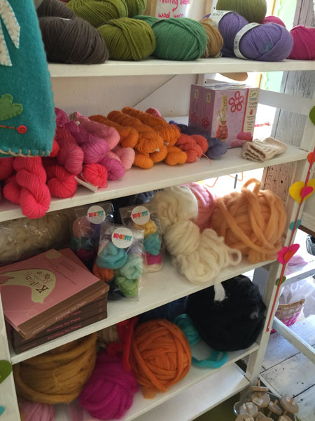 Cute Knit and Craft Store in Solvang - Knit Fit