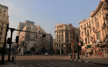 Downtown (Wust el Balad), Lorraine travel story about her trip to Cairo, Egypt - ASAPtickets travel blog