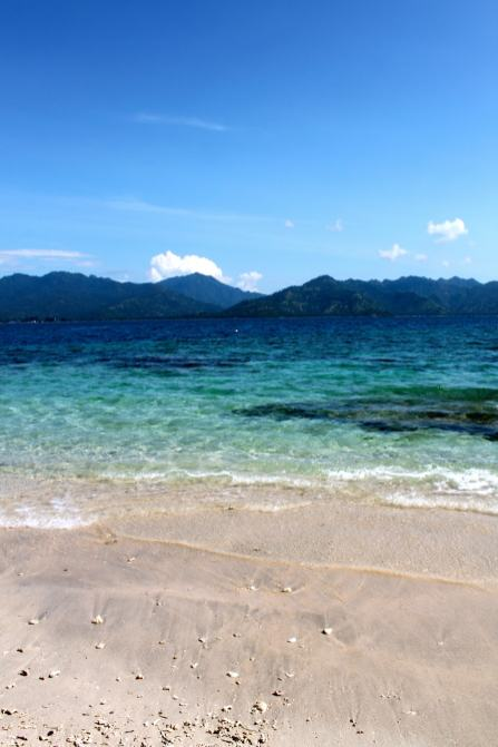 Beautiful Gili beach, Bali islands- ASAPtickets travel blog