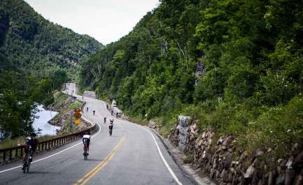 The best thing to see and do in the Lake Placid - mountain hikingst thing to see in the Lake Placid - Ironman Lake Placid Triathlon