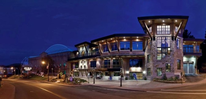 The best things to do in the Lake Placid - The Olympic center, Lake Placid