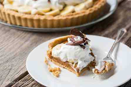 England's Banoffee Pie - Most Delicious Desserts