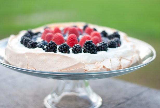 New Zealand's Pavlova - Most Delicious Desserts