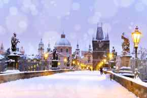 Christmas Prague Czech Republic - Christmas Vacation in Europe