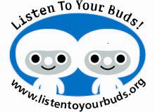 Listen to Your Buds Logo